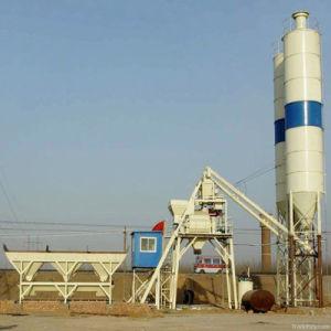 Hot Sale Construction Machine Hzs75 Concrete Batching Plant pictures & photos
