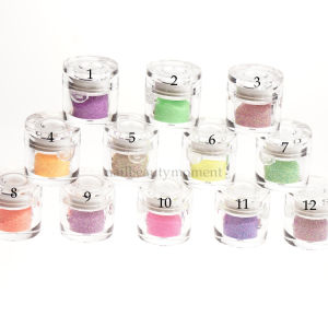 Latest Nail Art Sugar Glitter Decoration Beauty Powder (D92) pictures & photos