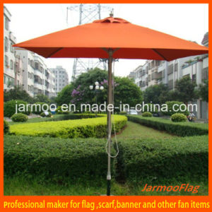 Folding Portable Aluminum Garden Umbrella pictures & photos