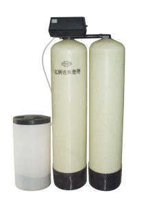 Double Tank One Work One Standby Water Softener pictures & photos