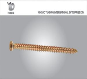 Torx Concrete Cement Screw Hi-Lo Thread 6 Nibs pictures & photos