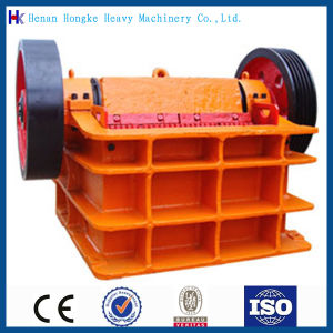 China Supplier Quartz Jaw Crusher with Ce, ISO, CIQ Certificate pictures & photos