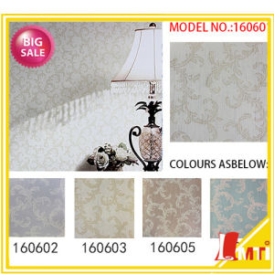 Home Hotel Wall Decoration Nonwoven Wallpapers for Wall Decoration pictures & photos