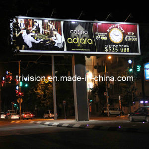 Outdoor Pole Aluminum Large Size Trivision Billboard (F3V-131S) pictures & photos
