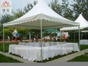 Durable Hot Sale Window Pagoda Tent pictures & photos