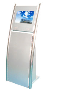 Self-Service Multi-Media Touch Kiosk With Thermal Printer (YL2011-B1)