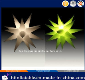 2015 Florid LED Lighting Party, Event Ceiling Decoration Inflatable Star 017