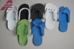 Comfortable EVA Slippers for Hotel SPA pictures & photos