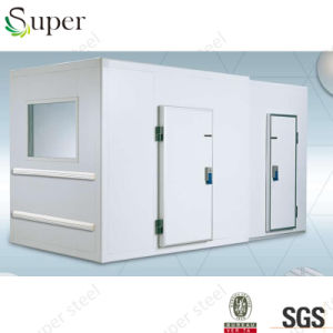 Prefabricate Cold Room Building From Hangzhou Super pictures & photos