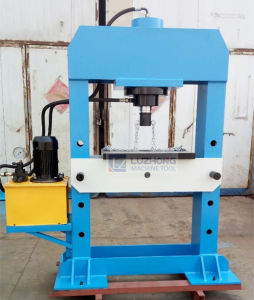 50 Ton Gantry Type Hydraulic Shop Press Machine (Hydraulic Press HP-50) pictures & photos