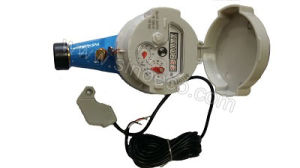 Light Type Multi Jet Dry Type Class C Brass Water Meter with Double Pulse pictures & photos