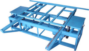 High-Speed Horizontal Saw Table pictures & photos