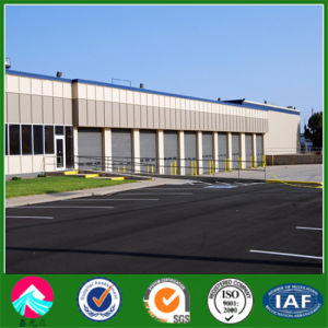 ISO9001 Prefabricated Logistic Steel Structure Warehouse Building pictures & photos