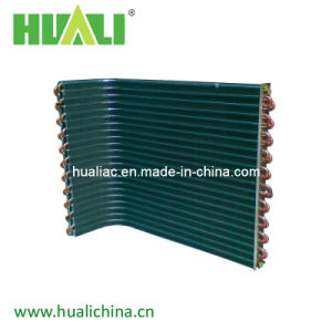 Copper Tube Aluminum Fin Air Heat Exchanger pictures & photos
