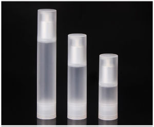 50ml PP Airless Bottle, Cosmetic Airless Bottle (NAB05) pictures & photos