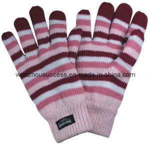 Knitted Gloves (SH12-2G005) pictures & photos
