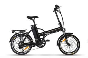 "250 Watt 36V10ah Li-ion Battery 20"" Foldable Electric Bicycle pictures & photos"