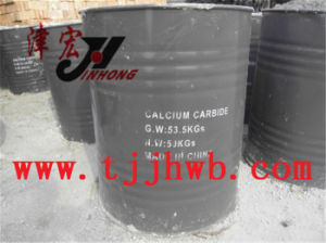 Gas Yield Above 295L/Kg Calcium Carbide pictures & photos