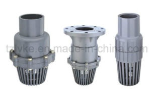 PVC Flanged Foot Valve (ANSI, DIN) pictures & photos