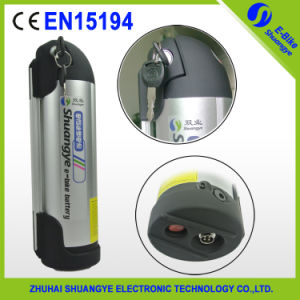 Shuangye 36V 10ah Lithium Electric Bike Battery, Ebike Conversion Kit Battery pictures & photos