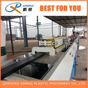 Two Step PVC WPC Wood Plastic Production Extruder Making Machine pictures & photos