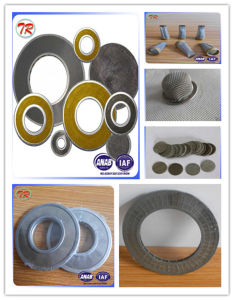 China Factory Stainless Steel Micron Screen Filter Disc pictures & photos
