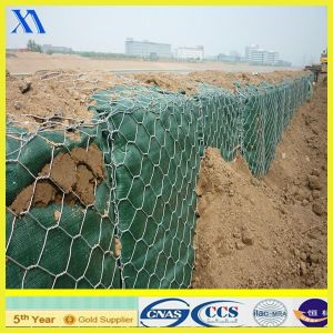 PVC Coated Gabion Roll for Stone Filling (XA-GM019) pictures & photos