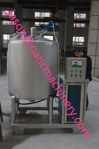 Food Sanitary 600L Dairy Milk Cooler pictures & photos