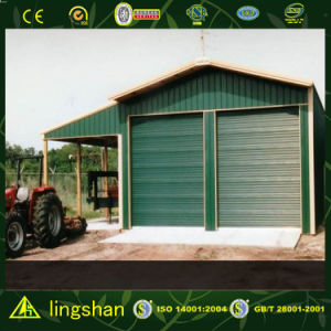 Lingshan Insulated Storage Steel Warehouse (L-SC203) pictures & photos