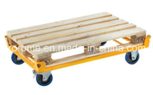 Tray Trailers with Four Wheels (882275)