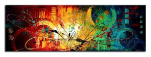 Wall Decor Art Painting (XD1-010) pictures & photos