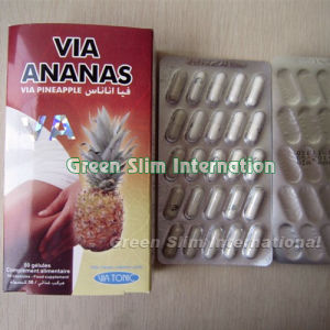 Via Ananas, Via Pineapple Slimming Capsules (GMS030) pictures & photos