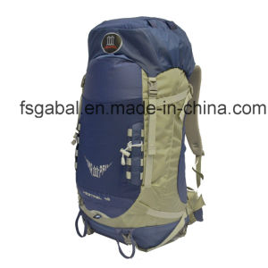 48L Professional Ripstop Nylon Waterproof Outdoor Hiking Sports Rucksack Backpack pictures & photos