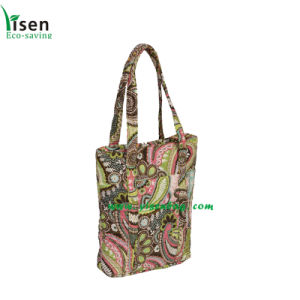 Quilted Ladies Tote Bag (YSTB00-0002) pictures & photos