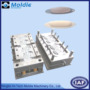 Plastic Injection Mold for Clip pictures & photos