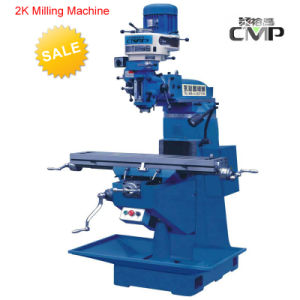 Turret Milling Machine (2K)