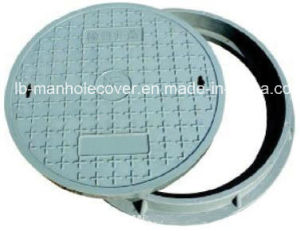 Round En124 C250 Composite Manhole Covers