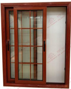 Economy Powder Coating Aluminum Sliding Sash (BHA-SW29) pictures & photos
