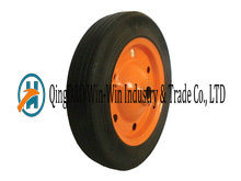 13 Inch Solid Rubber Wheel for Wheelbarrow 3800 pictures & photos