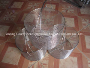 Stainless Steel Cylinder Cleaning Basket pictures & photos