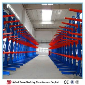 Warehouse Equipment Cantilever Rack with Roll out pictures & photos