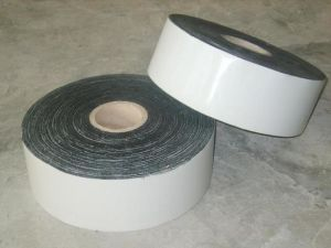 Polyethylene White Anti Corrosion Pipe Wrap Tape pictures & photos