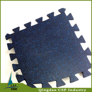 10mm Colorful Rubber Floor Mat for Gym pictures & photos