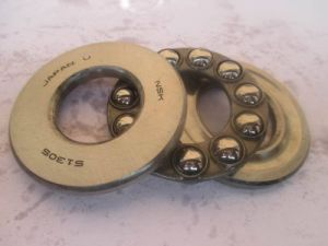 Hot Sell Chrome Steel 51107 Thrust Ball Bearing pictures & photos