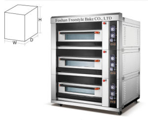 Luxurious Electric Deck Oven (FB-ALB-06D)