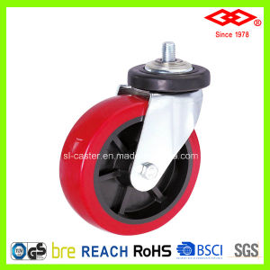 Shopping Cart Caster Wheel (G141-36D100X34) pictures & photos