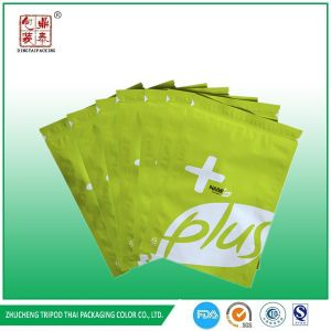 Aluminum Foil Zipper Protein Powder Packaging Bag