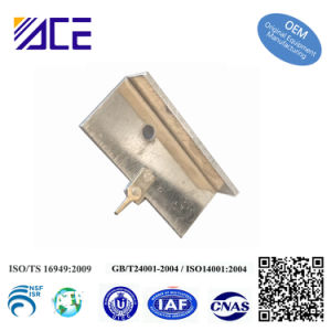 Custom Metal Stamping Welding Heat Sink pictures & photos