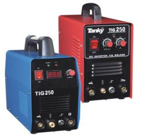 Inverter DC TIG 250 Welding Machine pictures & photos