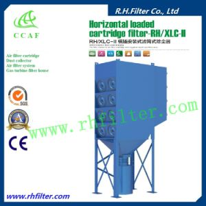 Ccaf Shot Blasting Cartridge Dust Collector pictures & photos